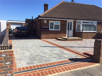 Double room in large beautiful bungalow - Worthing