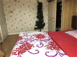 Double room to rent as flatshare