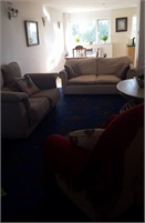 Single room with own sitting/dining area near Ruthin