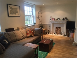Double room available in large sunny 2 bed flat on Sydenham Hill, Forest Hill