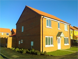 BRAND NEW 4 BED PROFESSIONAL HOUSE - Lincoln